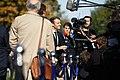 Tallinn Digital Summit. Arrivals Emmanuel Macron (37358270792).jpg