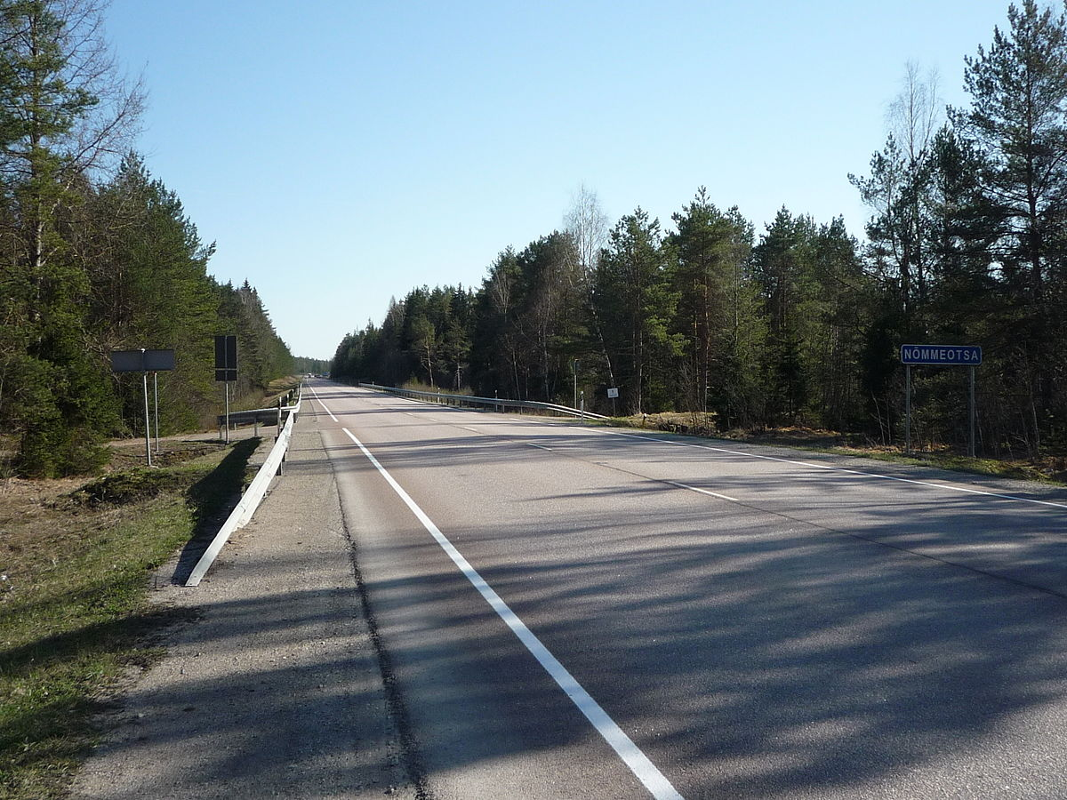 Estonian national road 4 - Wikidata