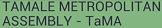 Tamale, Ghana - Image: Tamale Metropolitan Assembly (Ta MA) logo