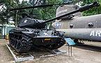 Tanque M-41, Museo de los Vestigios de la Guerra de Vietnam, Ciudad Ho Chi Minh, Vietnam, 2013-08-14, DD 01.JPG