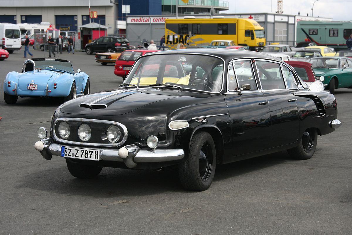 Bmw 1975 >> Tatra 603 — Wikipédia