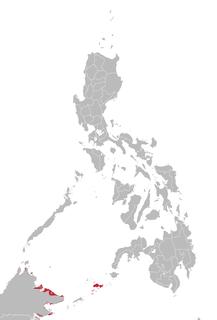 Austronesian language spoken by Tausug people