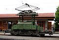 Te2-2 Nr. 926 - ehemalige Verkehrsbetriebe Zürich - Rangierlokomotive - Baujahr 1935 - Blonay-Chamby - 20080817 - 01.jpg