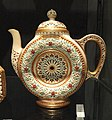 Teapot, designed by George Owen, made by Royal Worcester Porcelain Company - Royal Ontario Museum - DSC09507.JPG
