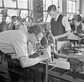 Technical School- Training at Tottenham Polytechnic, Middlesex, England, UK, 1944 D21378.jpg