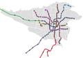Tehran Metro map-Planned-geo.png