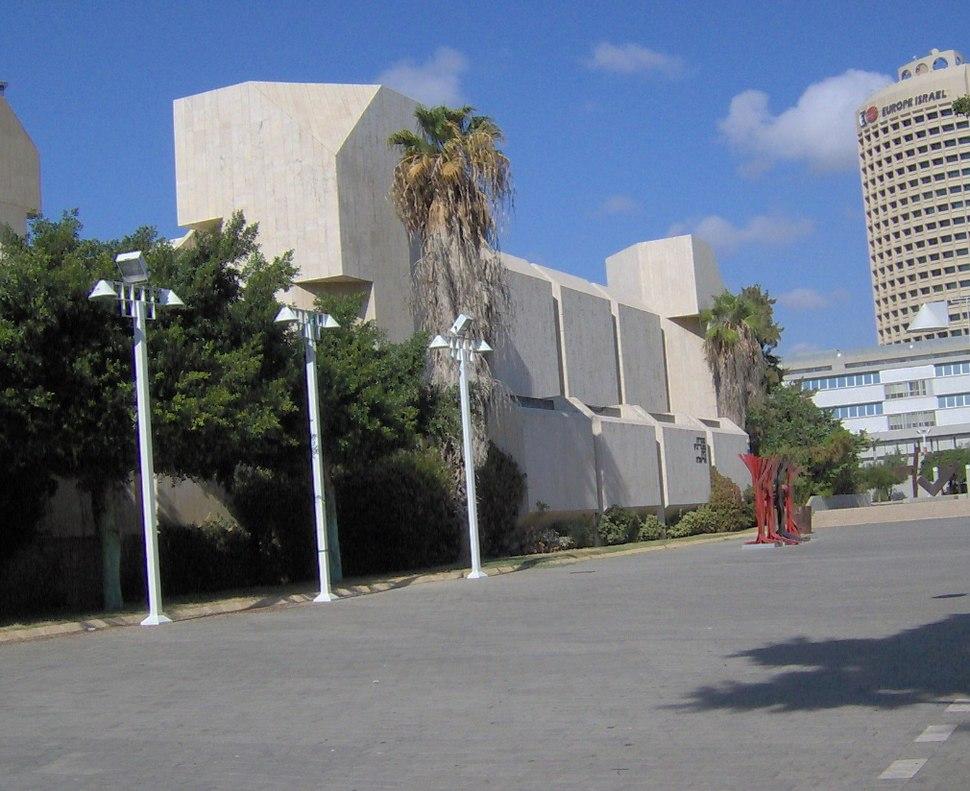 Tel aviv library