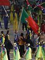 Telma Monteiro, porta-bandeira na cerimónia de encerramento dos Jogos Olímpicos de Verão de 2016.jpg