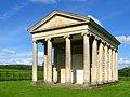 Temple of Harmony, Goathurst, Somerset - geograph.org.uk - 920680.jpg