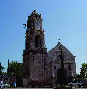 Huandacareo, Michoacán - Señor de la Expiración in Capacho