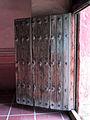 Templo del Buen Vecino, Tlaxcala, Tlax. México, (puerta detalle).jpg