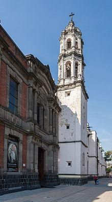 Templo Y Convento De Regina Coeli Mexico DF 2013 10