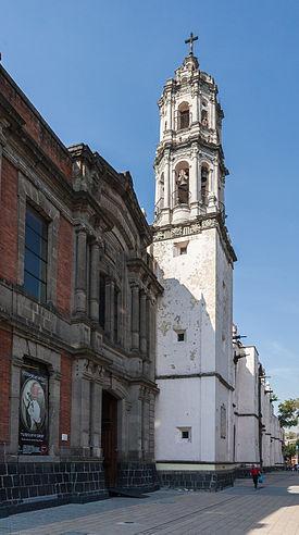 Templo y Convento de Regina Coeli, México D.F., México, 2013-10-16, DD 08.JPG