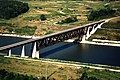 Tenn-Tom Waterway ICG railroad bridge.jpg