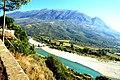 Tepelena river Vjosa valley Albania 2018 1.jpg