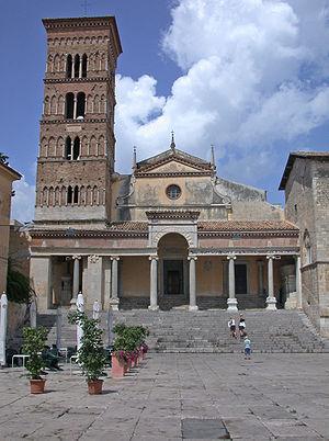 Roman Catholic Diocese of Latina-Terracina-Sezze-Priverno - Terracina Cathedral