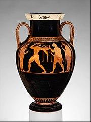 Terracotta amphora (MET 63.11.6)