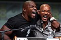 Terry Crews & Will Smith (36008680071).jpg