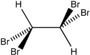 Struktur von Tetrabromethan