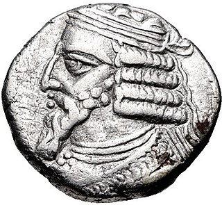 Vonones I 1st century King of the Parthian Empire and then Armenia