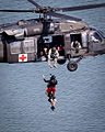 Texas Soldiers conduct overwater search and rescue training 141029-Z-AF730-831.jpg