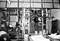 Textile finishing machinery, Red Bridge Mills, Ainsworth - geograph.org.uk - 1584753.jpg