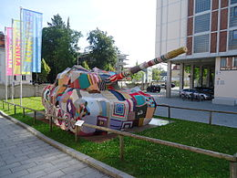 Augsburg textile and industry museum - Wikipedia