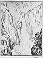 Th.Kittelsen. Skisse til Fossen (1907).jpg