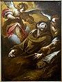 The Angelic Consolation of Saint Francis, by Valerio Castello, Genoa, c. 1648-1649, oil on canvas - Blanton Museum of Art - Austin, Texas - DSC08012.jpg