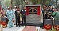 The Army Chief, General V.K. Singh inaugurated the Officers Training Academy (OTA), at Gaya on November 14, 2011.jpg