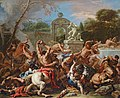 The Battle of the Lapiths and The Centaurs by Sebastiano Ricci, Trinity.jpg