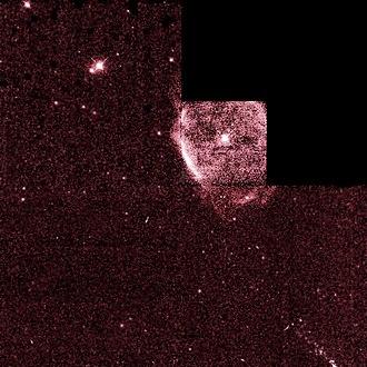 NGC 40 - Image: The Bowtie Nebula HST