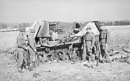 The British Army in Normandy 1944 B8791
