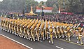 The CISF Marching Contingent passes through the Rajpath, on the occasion of the 68th Republic Day Parade 2017, in New Delhi on January 26, 2017.jpg