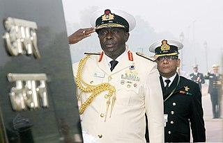 Dele Joseph Ezeoba Nigerian admiral