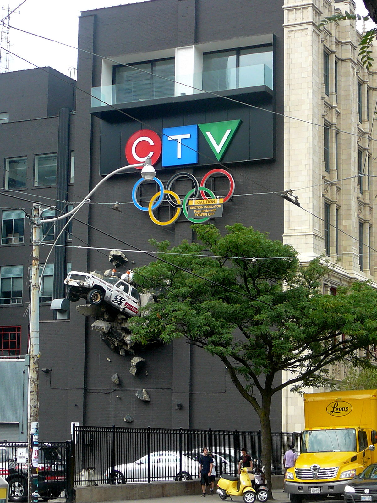 Canada's Olympic Broadcast Media Consortium - Wikipedia