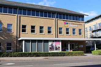 The Cambridge Building Society - The Cambridge Building Society head office