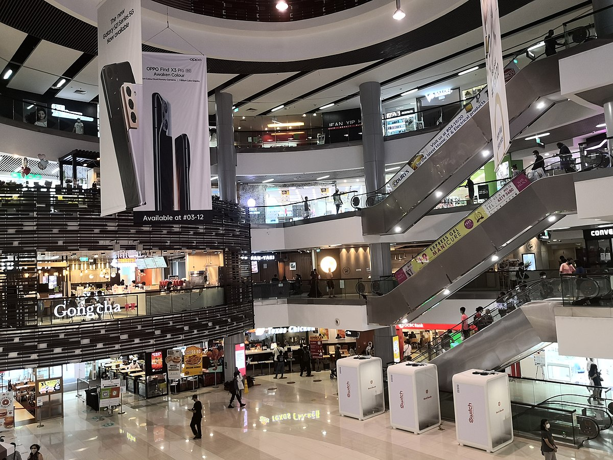 Guide to Woodlands in Singapore - Causeway Point