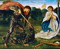 The Fight -- St George Kills the Dragon VI (Burne-Jones).jpg