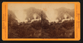 The Geysers from the Hotel, by Muybridge, Eadweard, 1830-1904.png