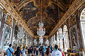 The Hall of Mirrors at Chateau de Versailles, France (8132668345).jpg