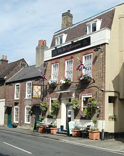 Jolly Coopers, Hampton pub in Hampton, London