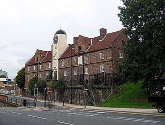 Keelmen - The Keelmen's Hospital in Newcastle upon tyne