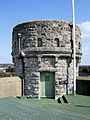 The Keep Military Museum, Dorchester, Dorset. -East tower-16Sept2009.jpg