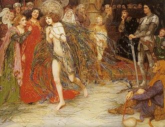 Isobel Lilian Gloag - The Magic Mantle (1898)