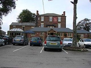 Hambleton, Selby Village and civil parish in North Yorkshire, England