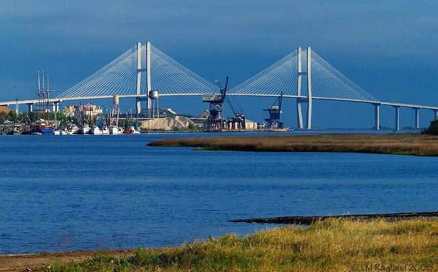 The Port of Brunswick, Georgia