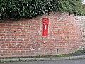 The Postbox. - geograph.org.uk - 628857.jpg