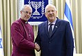 The President Reuven Rivlin met with the 105th Archbishop of Canterbury, Justin Welby (4321).jpg