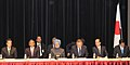 The Prime Minister, Dr. Manmohan Singh at the meeting of Japan-India parliamentary Friendship League and Japan-India Association at the Indian Embassy Building in Tokyo, Japan on October 25, 2010 (1).jpg